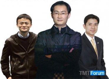 中国互联网2013:马化腾、马云、李彦宏开启三人联合执政网络时代