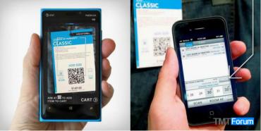 传统实体店引进NFC技术 欲重塑购物方式