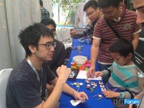 LightUp:通过积木的方式学习电路知识