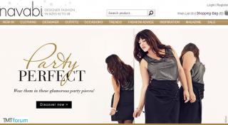 """胖妹子是块儿越来越大的市场,国际时装电商navabi瞄准""""加大码""""人群的时尚需求,获C轮融资1350万美元"""