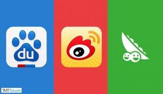 移动搜索的三种未来:百度、微博、豌豆荚