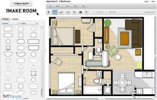 Icovia,小白可用的专业室内布局设计软件