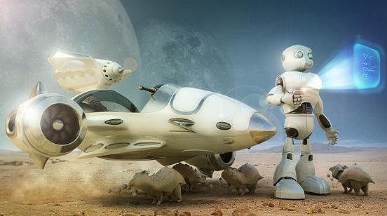 与机器人赛跑,多出的劳动力将去向何方?