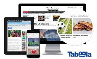 电商媒体的到来:各大网站争相收购内容推荐平台 Taboola